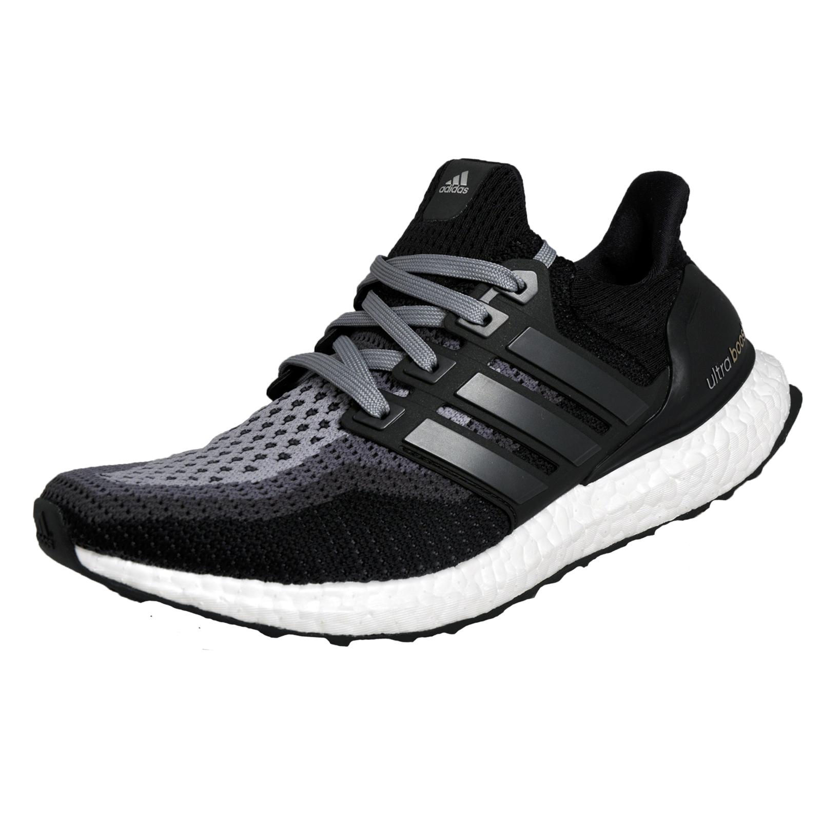 Adidas Ultra Boost Primeknit Mens Running Shoes Fitness ...