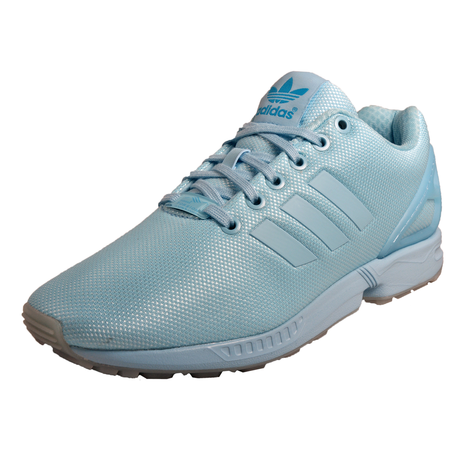 cb43595c6bc33 adidas zx flux sky blue red
