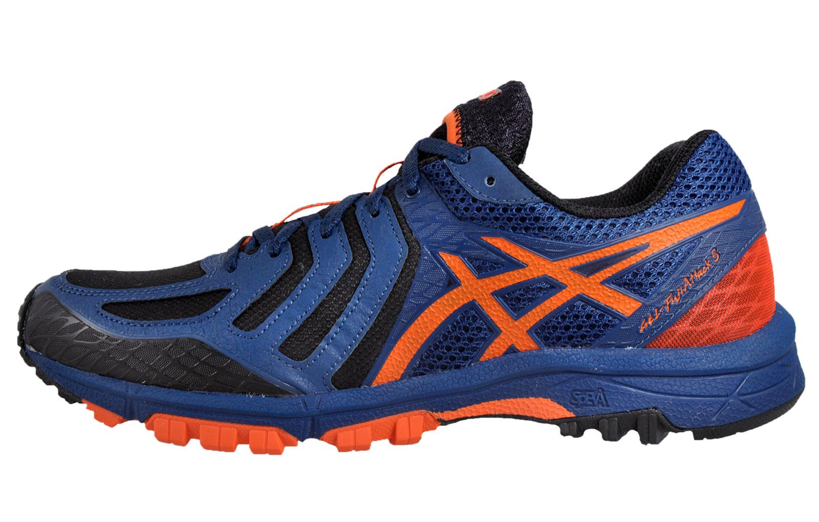 Asics Gel Fuji Attack 5 All Terrain Running Shoes Outdoor