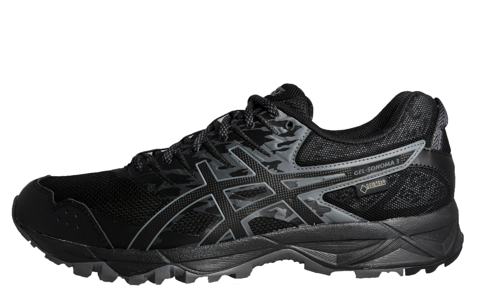Asics Gel Sonoma 3 Gtx Gore Tex Mens All Terrain Outdoor