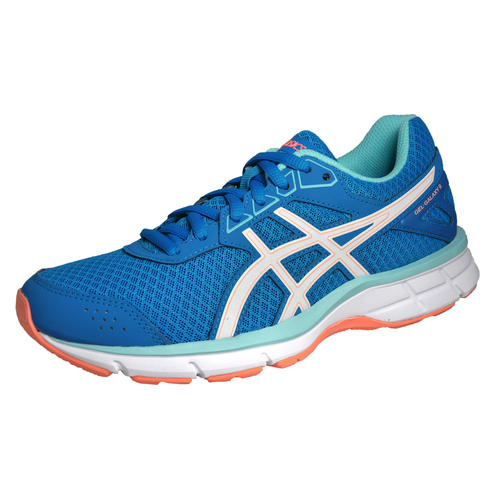 asics gel galaxy 9 womens running shoes gym fitness. Black Bedroom Furniture Sets. Home Design Ideas