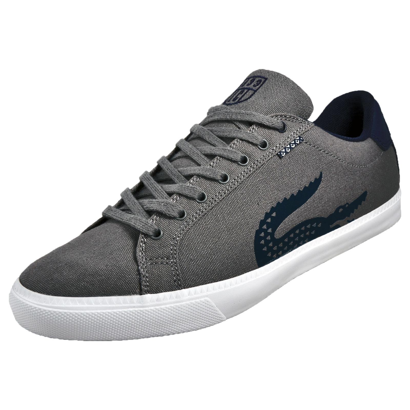 Men S Lacoste Grad Vulc Casual Shoes