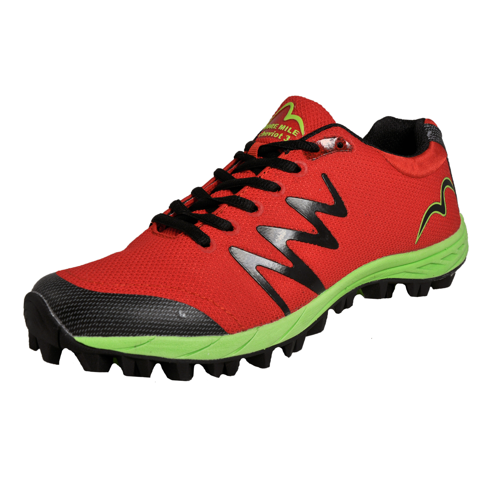 More Mile Cheviot 3 Mens All Terrain Trail Running Shoes