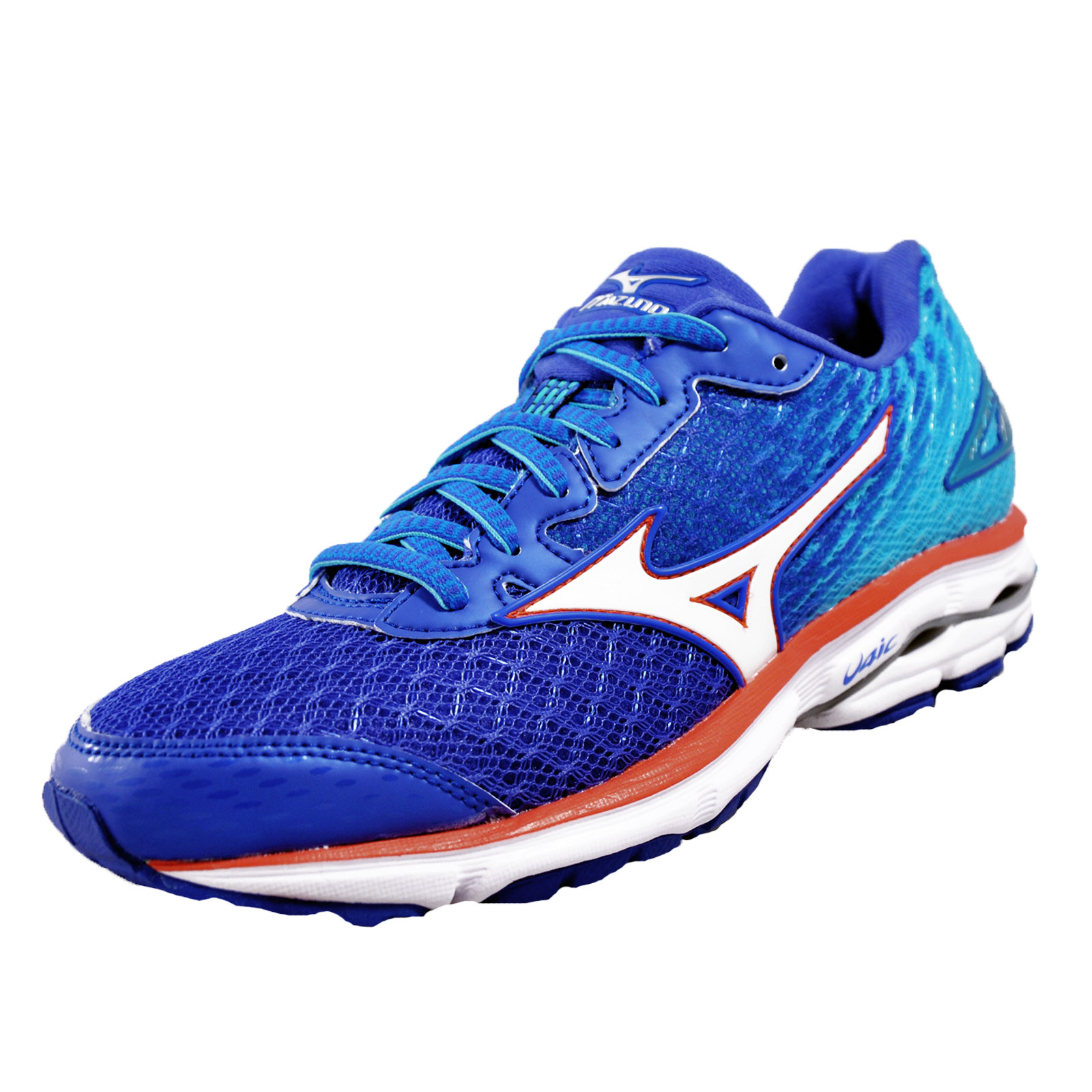 mizuno wave rider 19 superior womens running shoes fitness. Black Bedroom Furniture Sets. Home Design Ideas