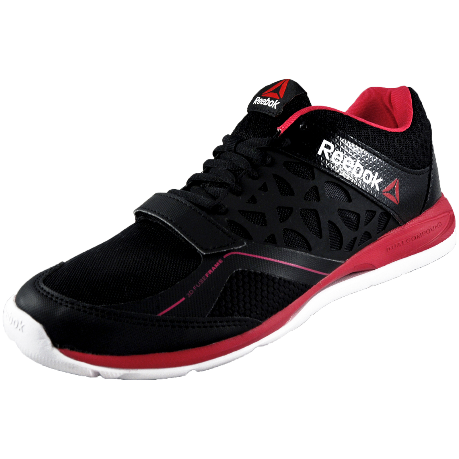 Reebok Womens Studio Choice Fitness Workout Gym Trainers Black AUTHENTIC EBay