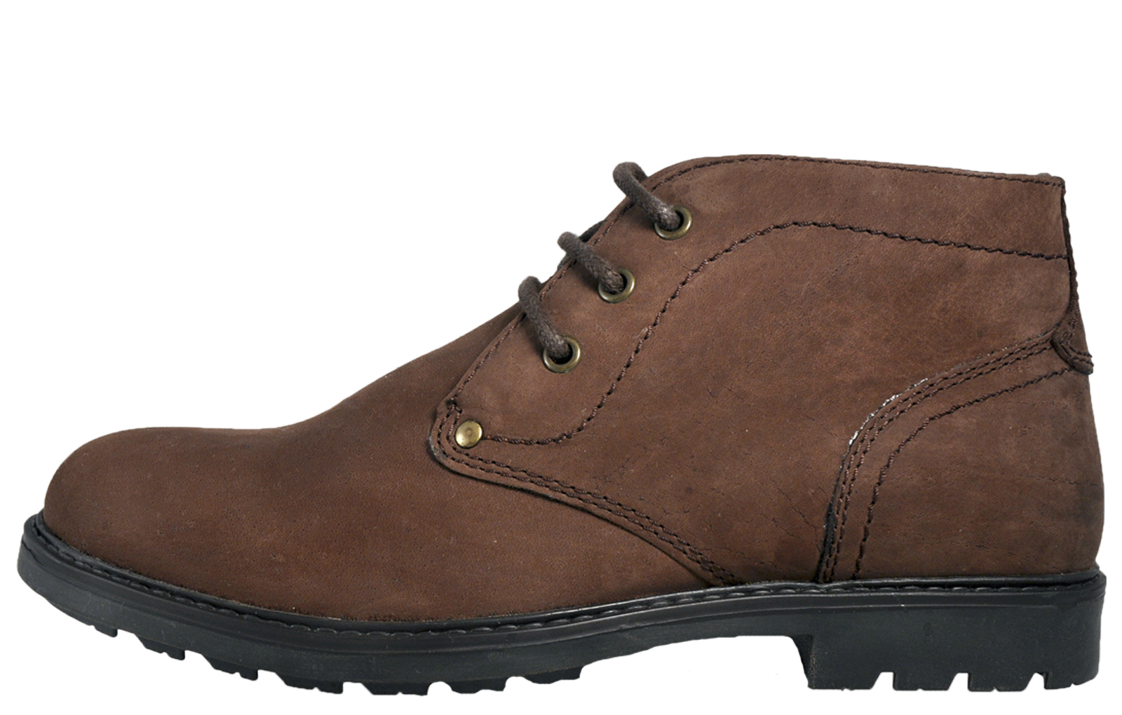 Red Tape Cregg Mens Waxy Leather Classic Chukka Boots ...