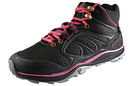 Merrell Verterra Mid Gore-Tex Waterproof Womens - ML109900