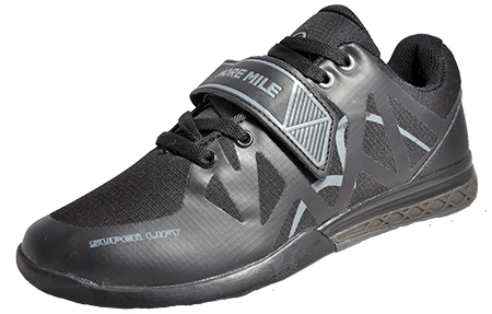 More Mile Super Lift 2 Weight Lifting / Cross Fit Shoes - MM123174