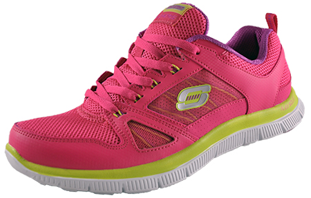 Skechers Flex Appeal Memory Foam Womens - SK110916