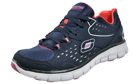 Skechers Synergy Front Row Memory Foam Womens - SK117655