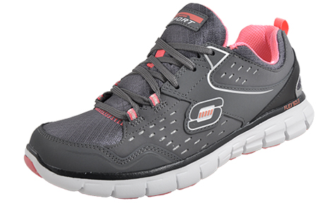 Skechers Synergy Front Row Memory Foam Womens - SK125120