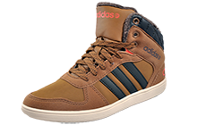 Adidas Vlneo Hoops Mid Junior - AD117564WB