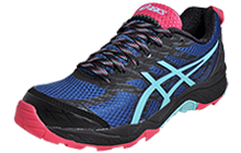 Asics Gel Fuji Trabuco 5 Womens  - AS119792