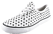 Dunlop Originals Polka Dot Womens Girls - DL74518