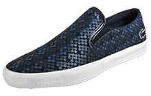 Lacoste Gazon Mens Designer Slip On  - LA134296