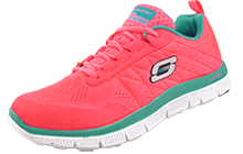 Skechers Flex Appeal Sweet Spot Memory Foam Womens  - SK114959