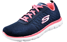 Skechers Flex Appeal 2.0 Break Free Memory Foam Womens - SK120931