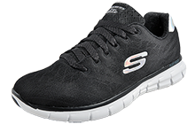 Skechers Synergy Moonlight Madness Memory Foam Womens - SK127522
