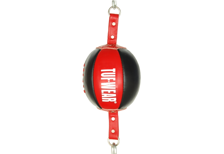 REACTION BALL HIDE LEATHER BLACK RED - TW10637