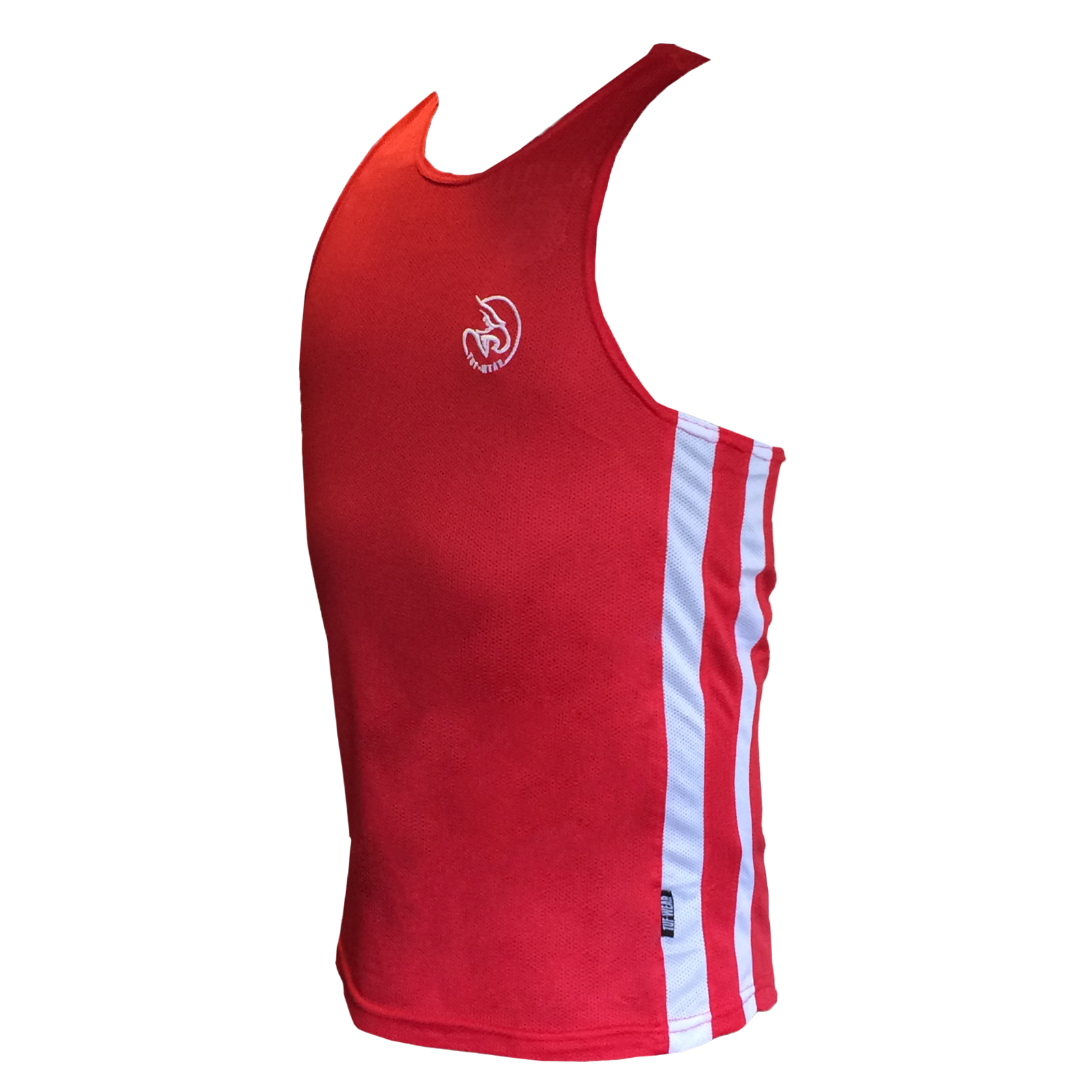 CLUB BOXING VEST - TW12302-RED