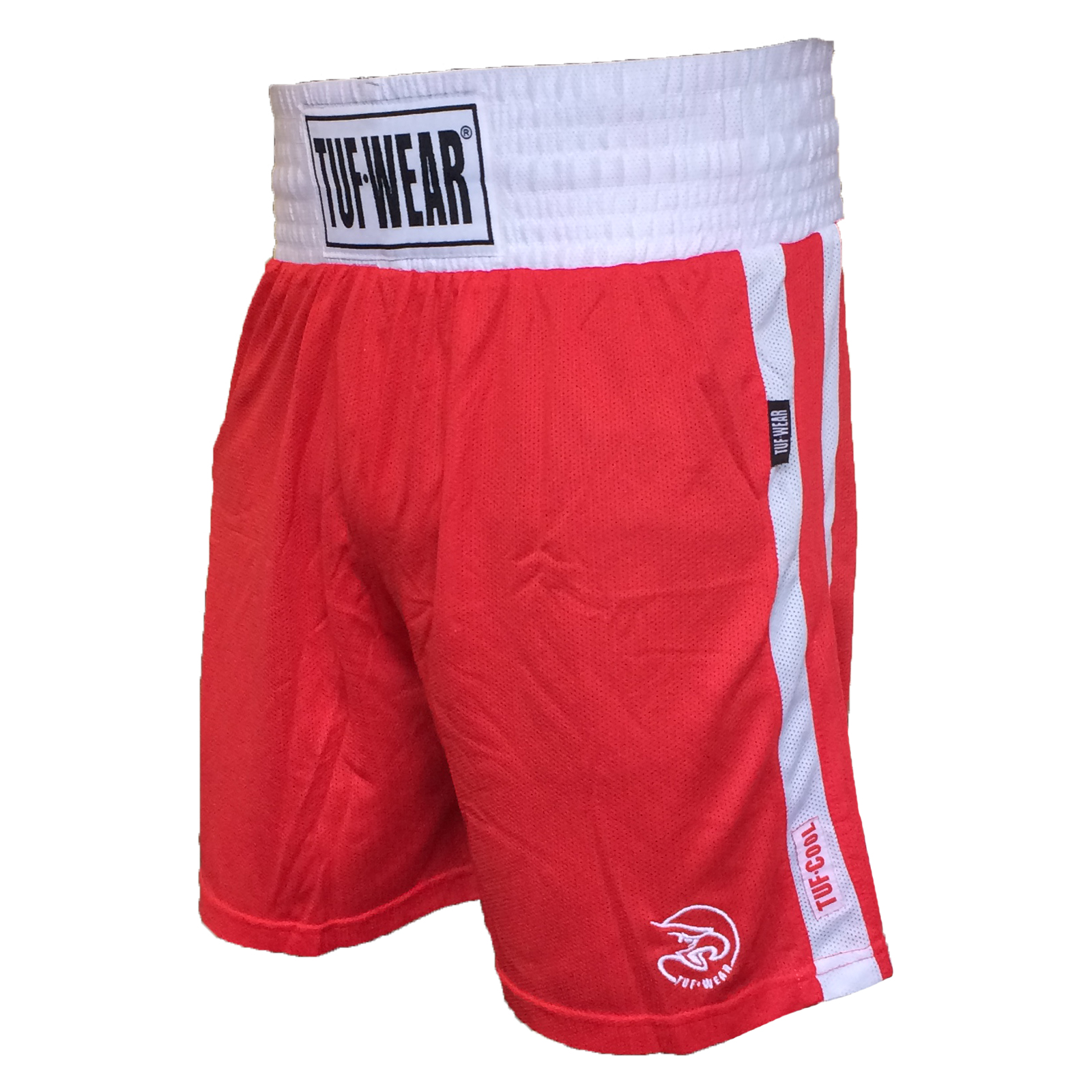 CLUB BOXING SHORTS - TW12252-RED