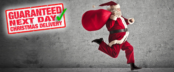 Guaranteed Next Day Christmas Delivery T&C's - Express Trainers