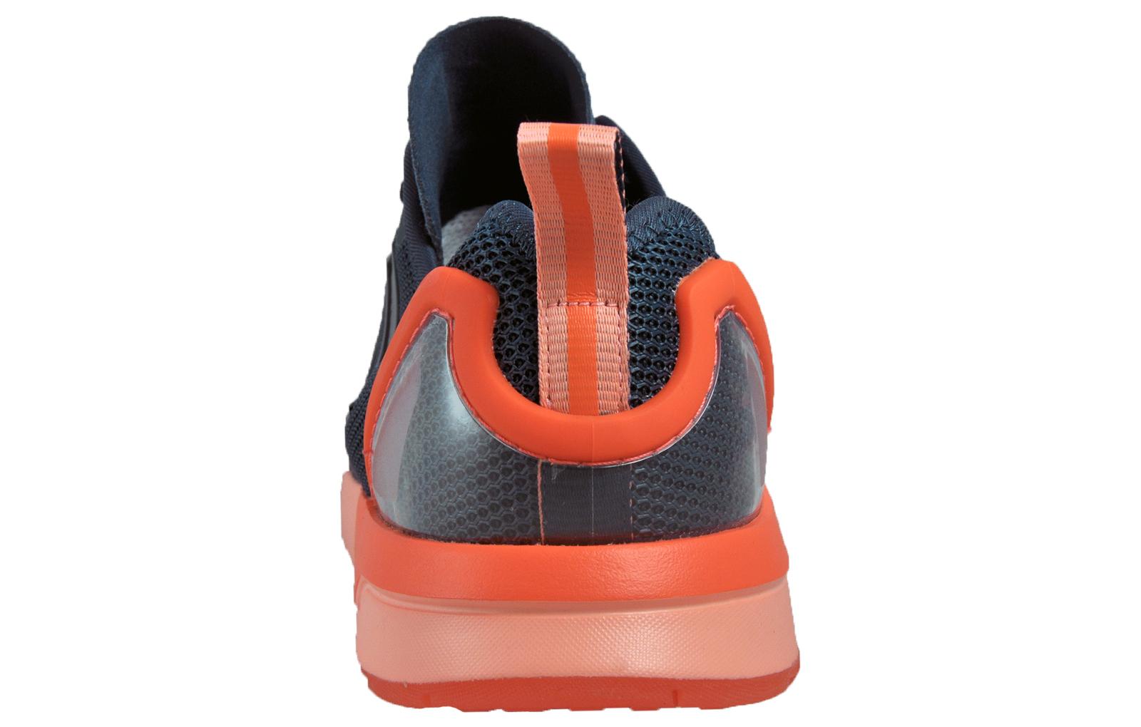 0214c7b9e71c4 Adidas Originals ZX Flux ADV Mens Classic Casual Running Gym Trainers Navy