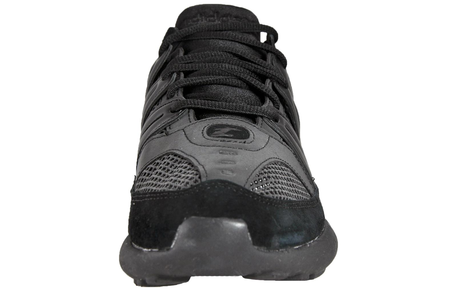 Adidas Originali Tubolare Classico Nero Uomini Retrò Formatori Occasionali 93 Uomini Nero 74524d