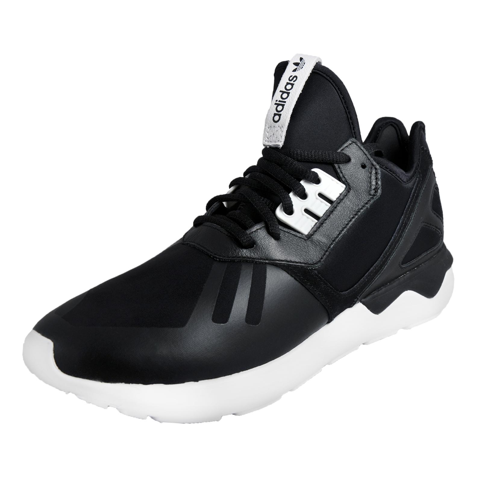24a354b58 Details about Adidas Originals Tubular Runner Mens Classic Casual Retro  Trainers Black