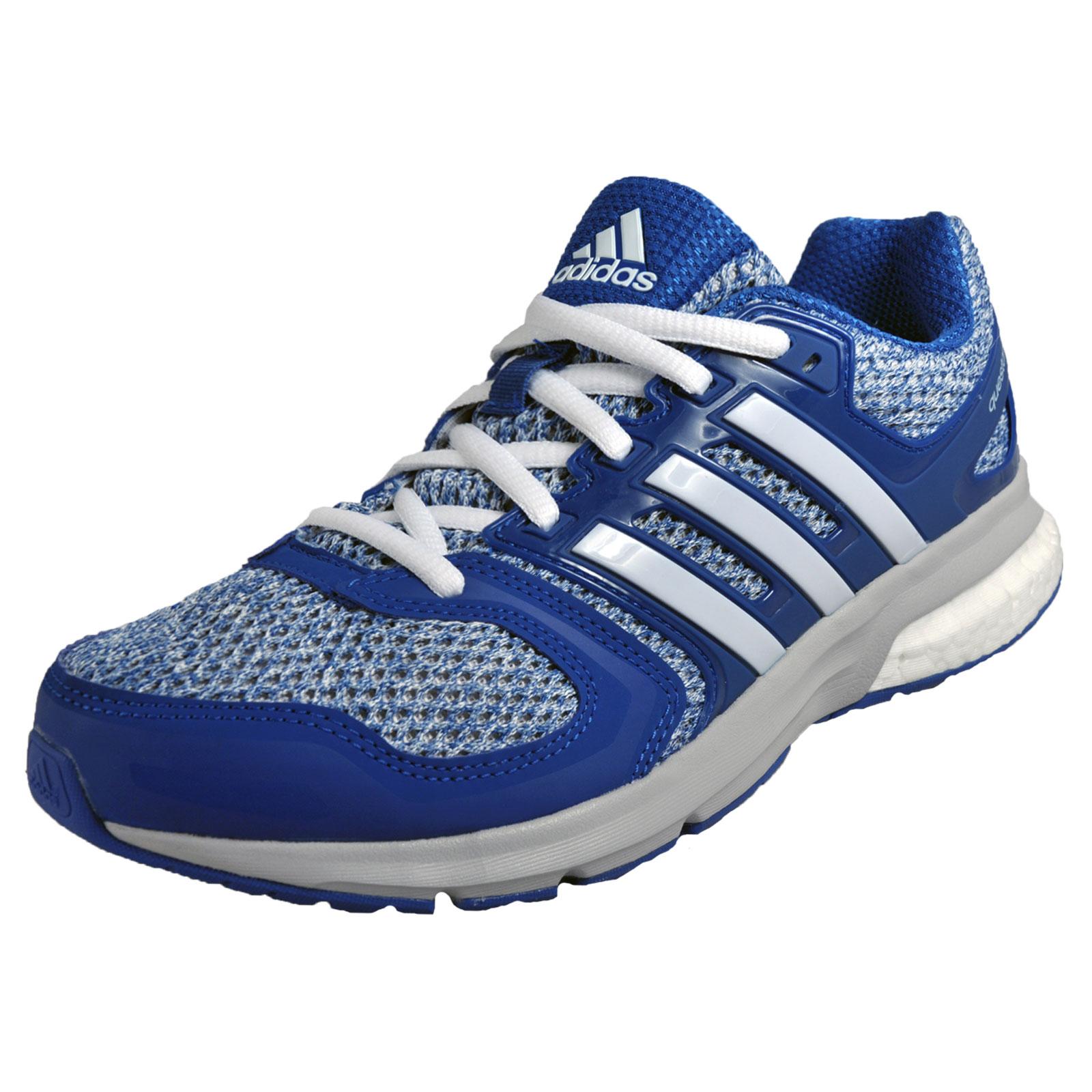 ADIDAS CC Sonic Da Uomo Premium Performance Scarpe Da Corsa Fitness da palestra scarpe da ginnastica Blue