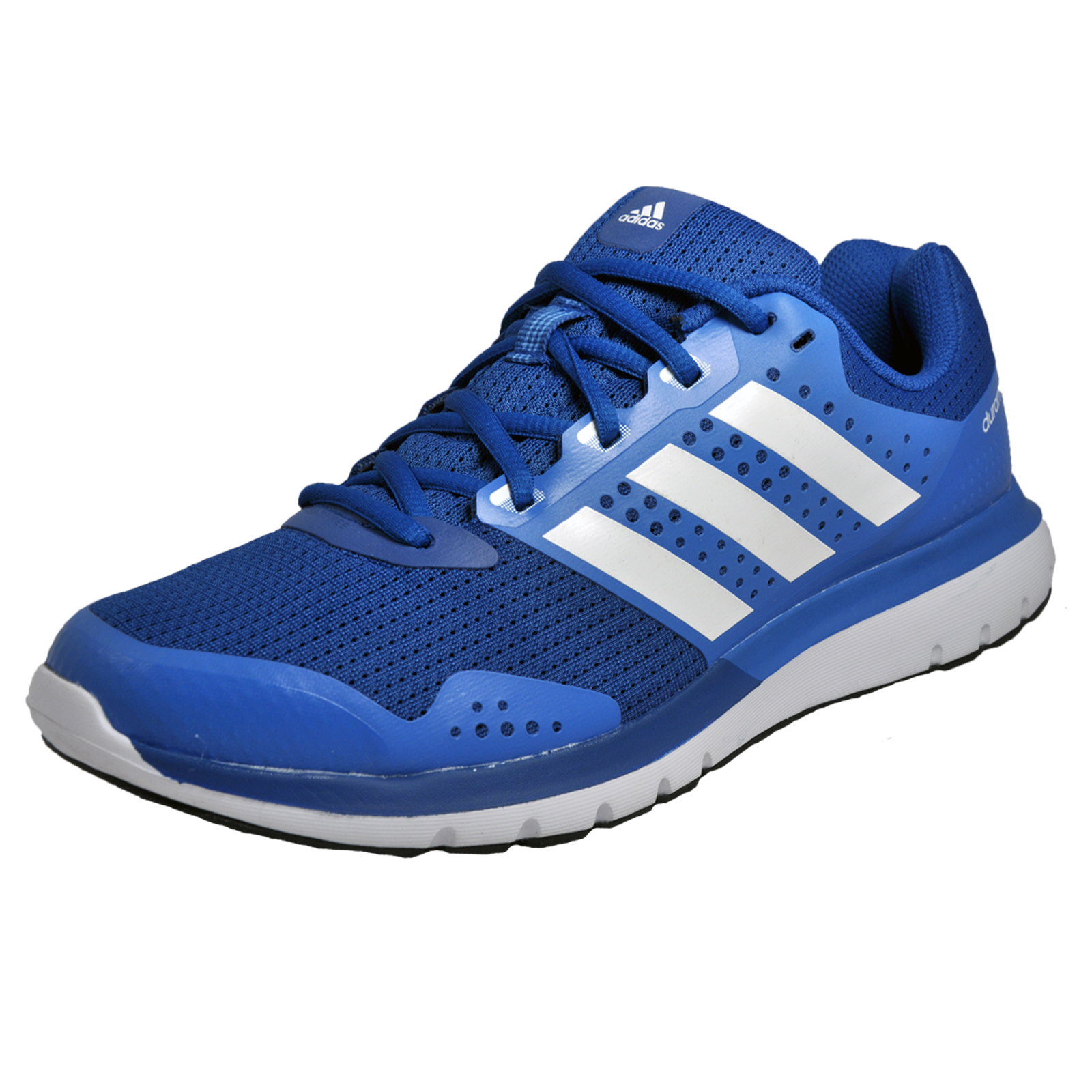 af3131c5923 Details about Adidas Duramo 7 Mens Running Shoes Fitness Gym Workout  Trainers Blue