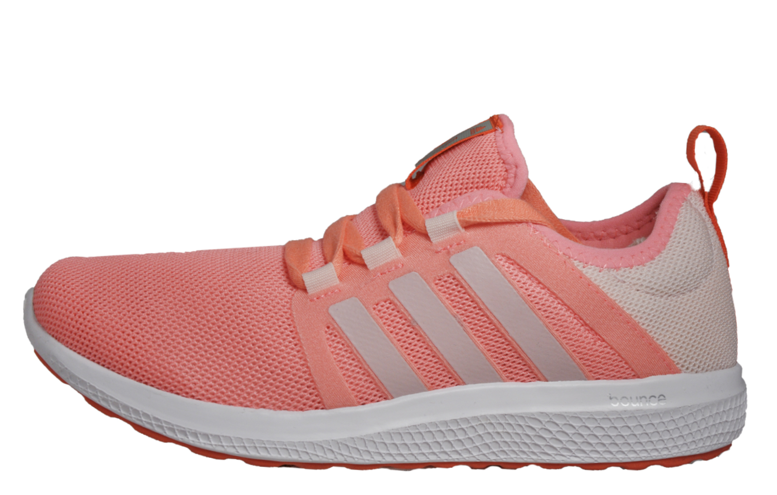 257d15d82 Adidas ClimaCool CC Fresh Bounce Womens Running Shoes Fitness Trainers Peach