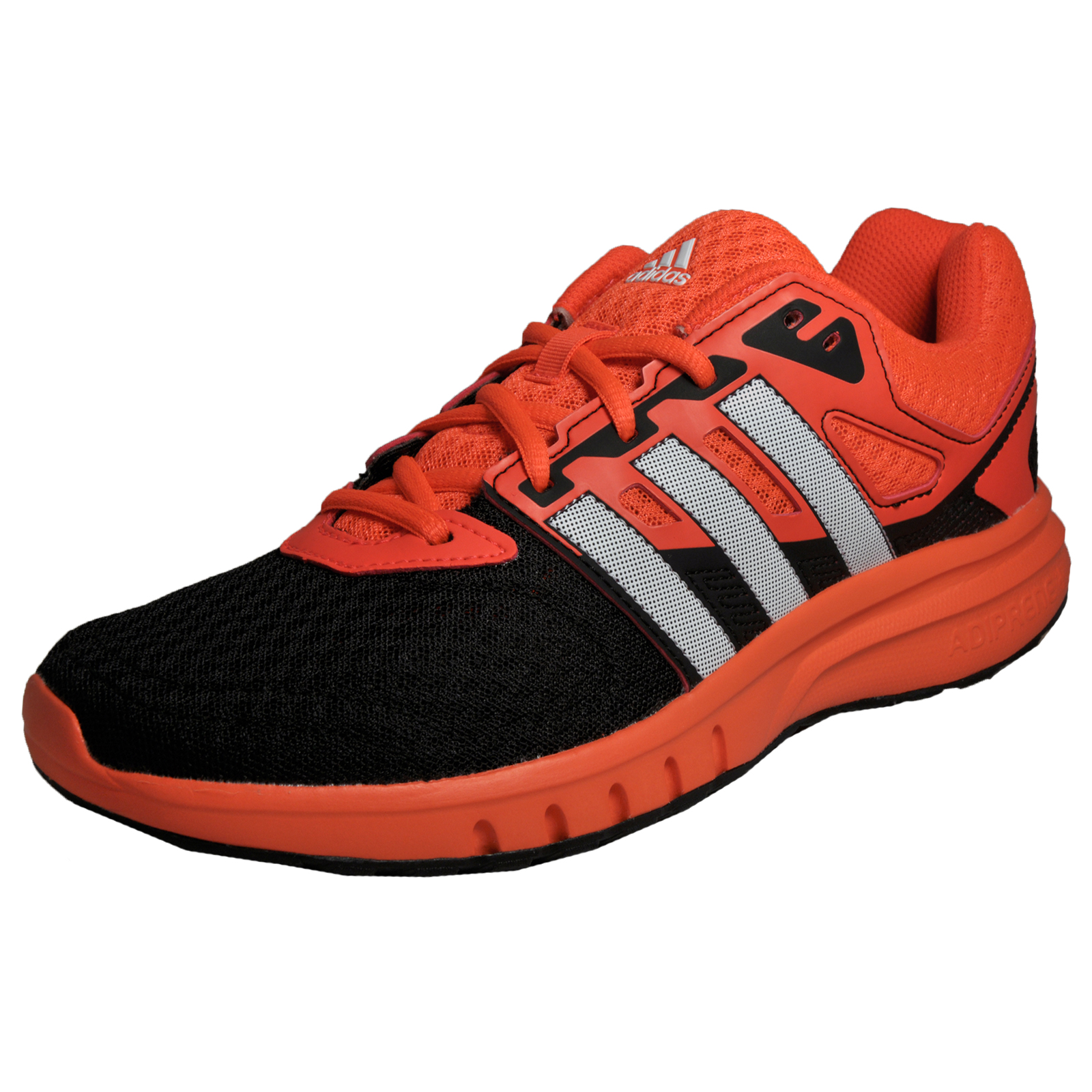 37a46c2955e7 Details about Adidas Galaxy 2 Mens Running Shoes Fitness Gym Workout  Trainers Orange