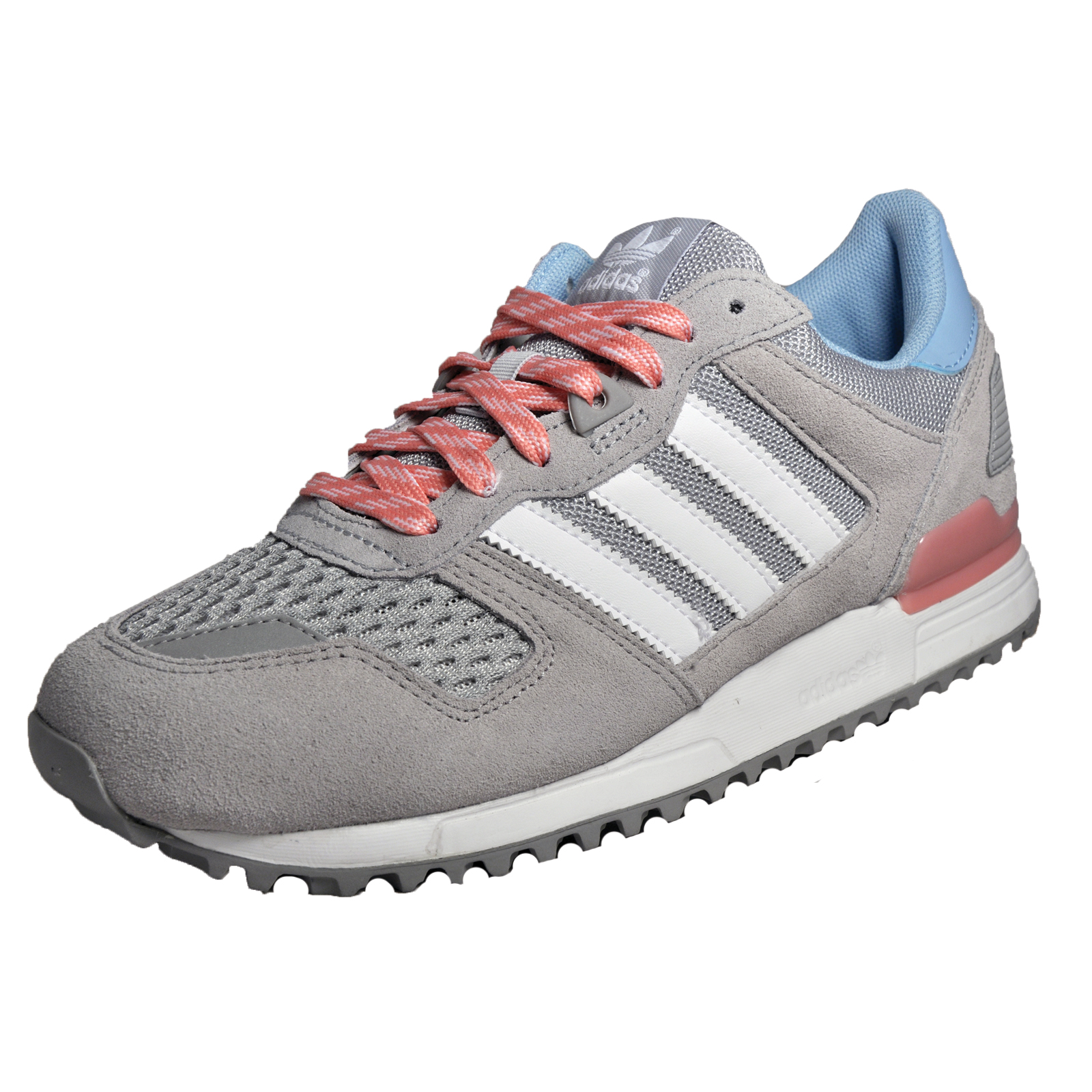 premium selection 92d86 cfcc4 Adidas Originals ZX 700 Womens Classic Casual Retro Running Trainers Grey B  Grade UK 5.5 Only