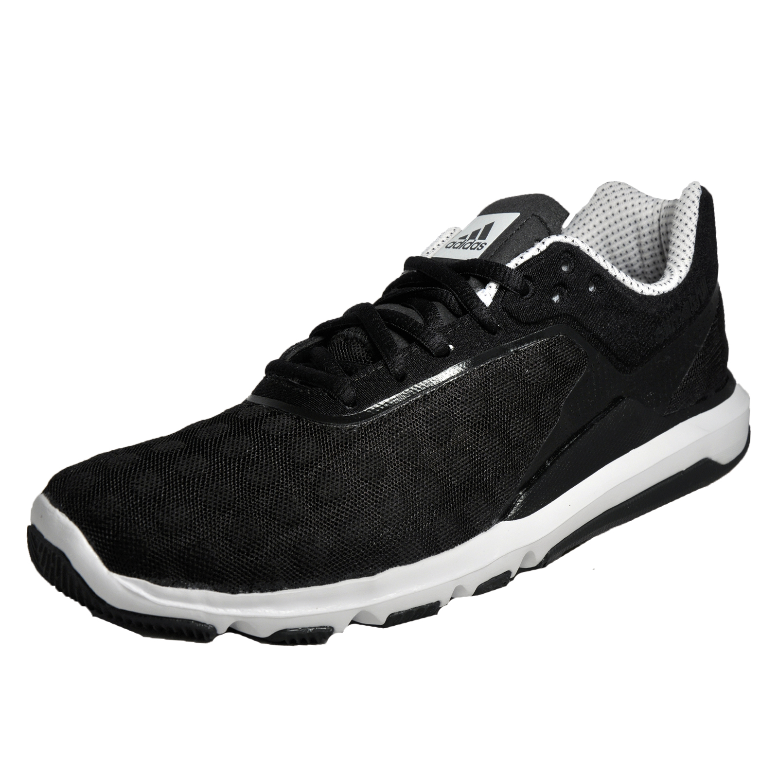 759ce603c15b Details about Adidas Adipure 360.3 CC Mens Premium Running Shoes Fitness  Gym Trainers Black