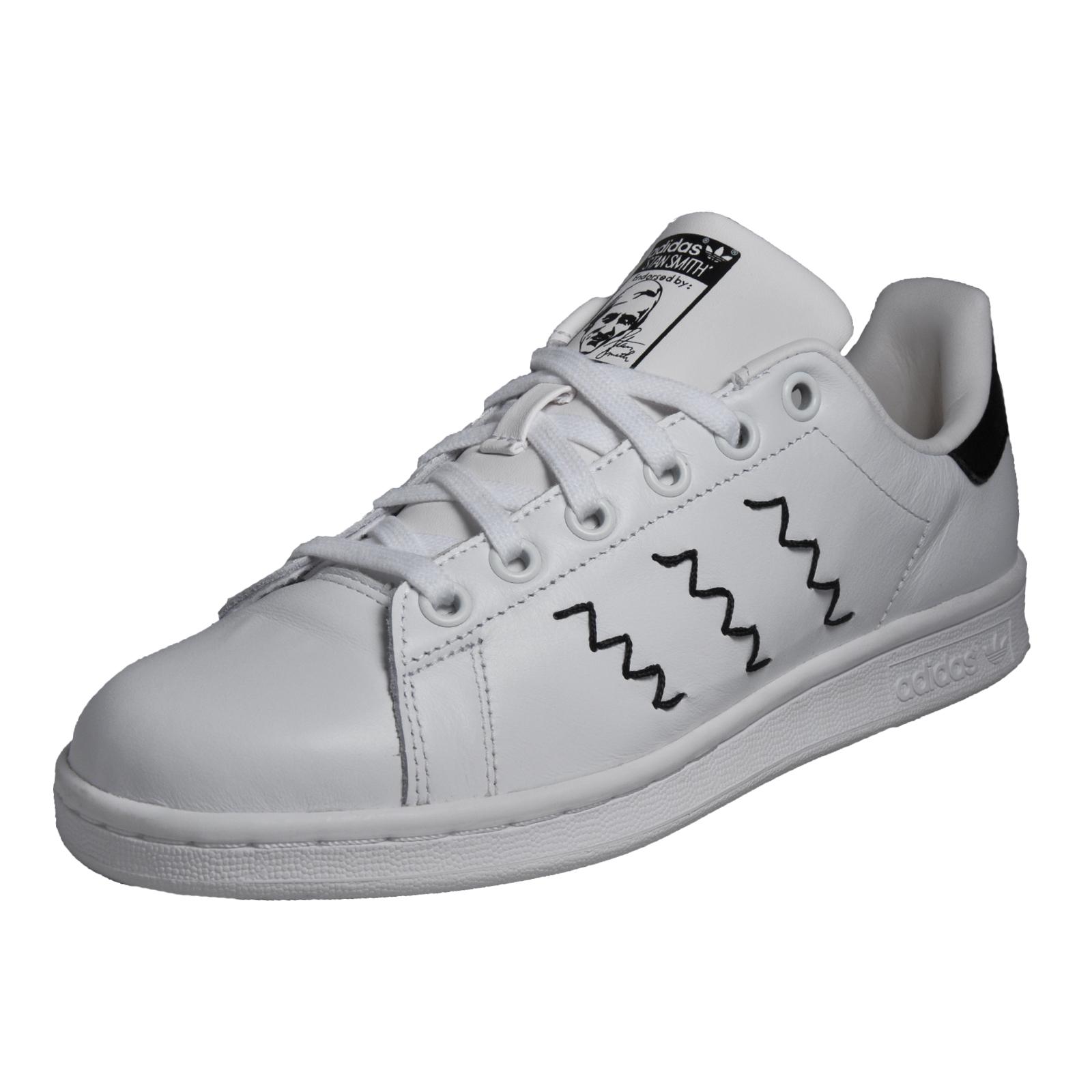Adidas Originals Stan Smith Women's Girls Trainers White B Grade UK 7.5 Only