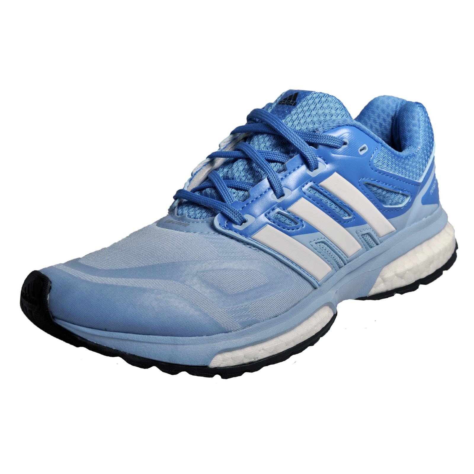 Adidas Response Boost Techfit Womens Running Shoes B Grade UK 6.5 Only