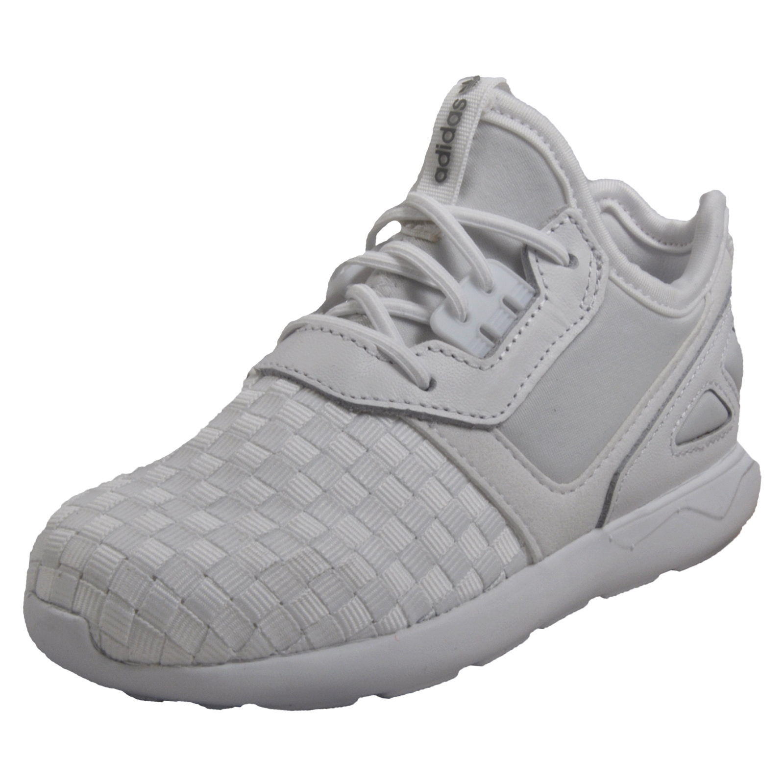 sale retailer cf264 5ce3a ... wholesale adidas originals tubular runner el infants childs toddlers  easy on trainers white 17b7f 060f3