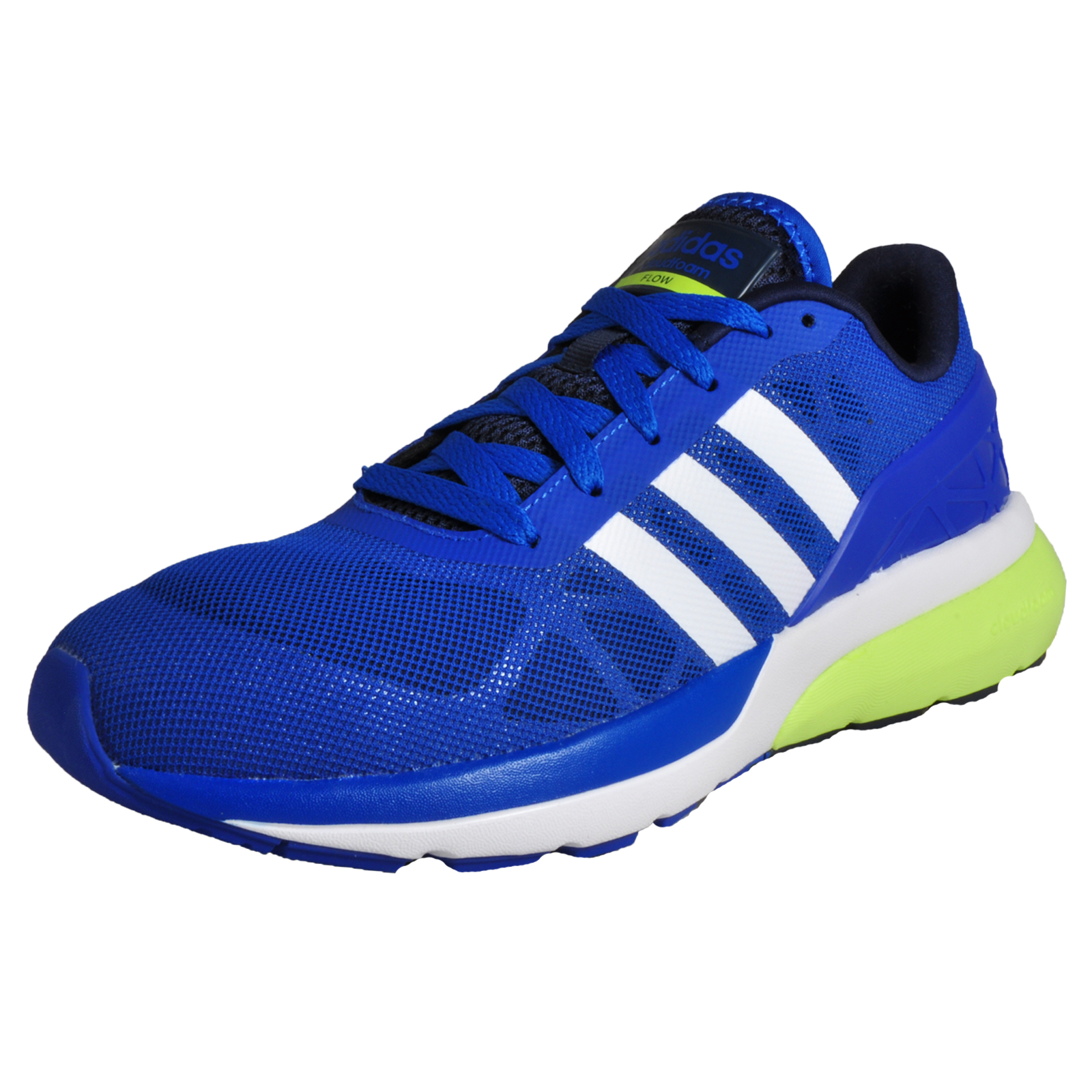 adidas neo men's cloudfoam flow