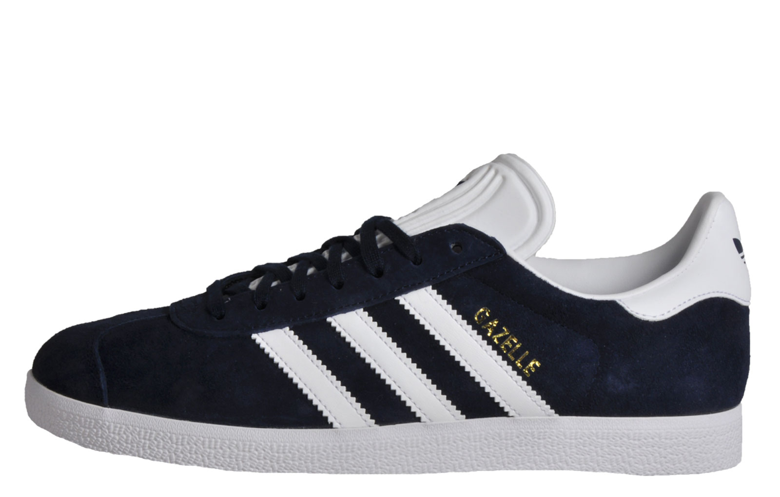 7362f24a7900b9 Adidas Originals Gazelle Men s Classic Casual Retro Vintage Trainers Navy