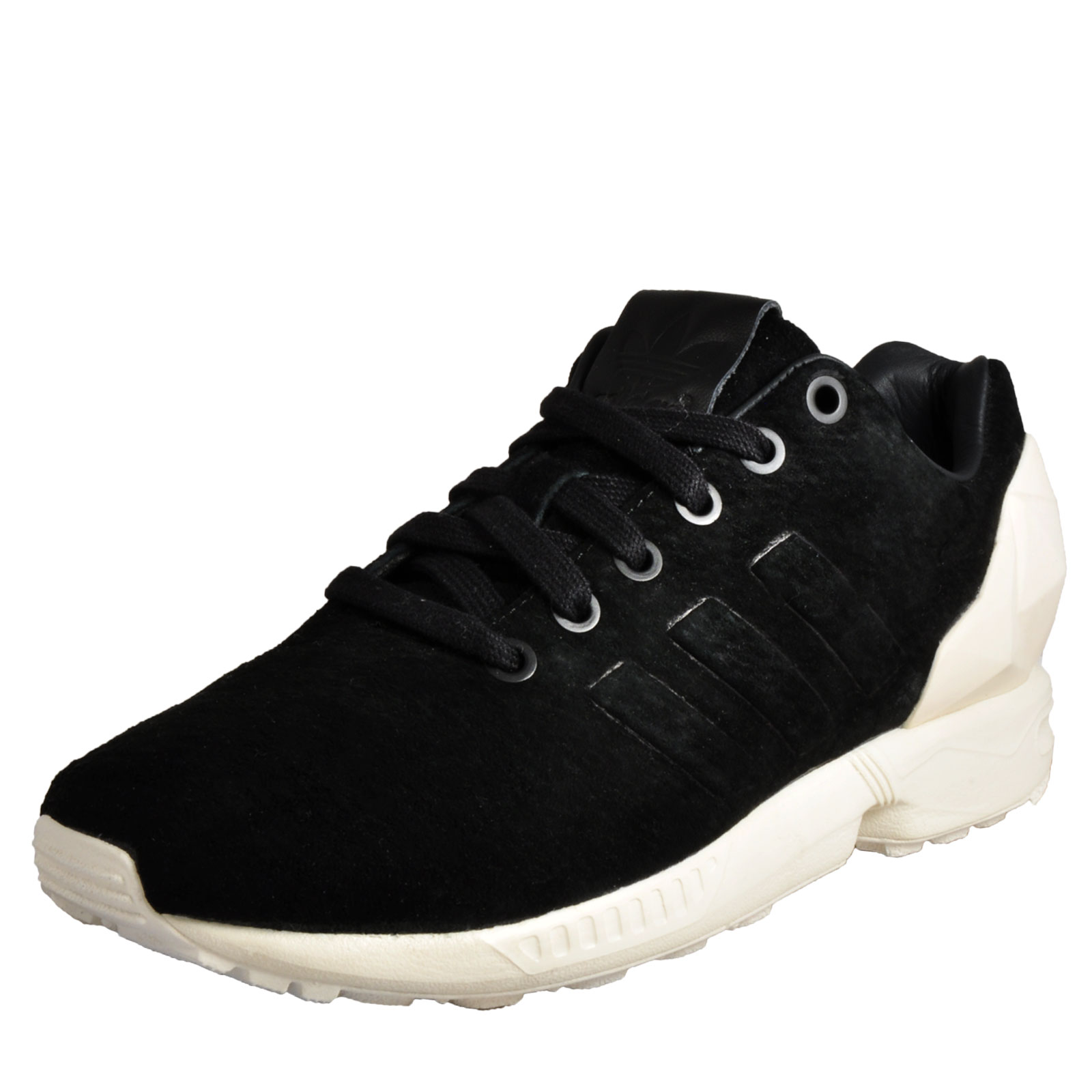 bec5bf664 Details about Adidas Originals ZX Flux Jewel Women s Classic Casual Leather  Retro Gym Trainers