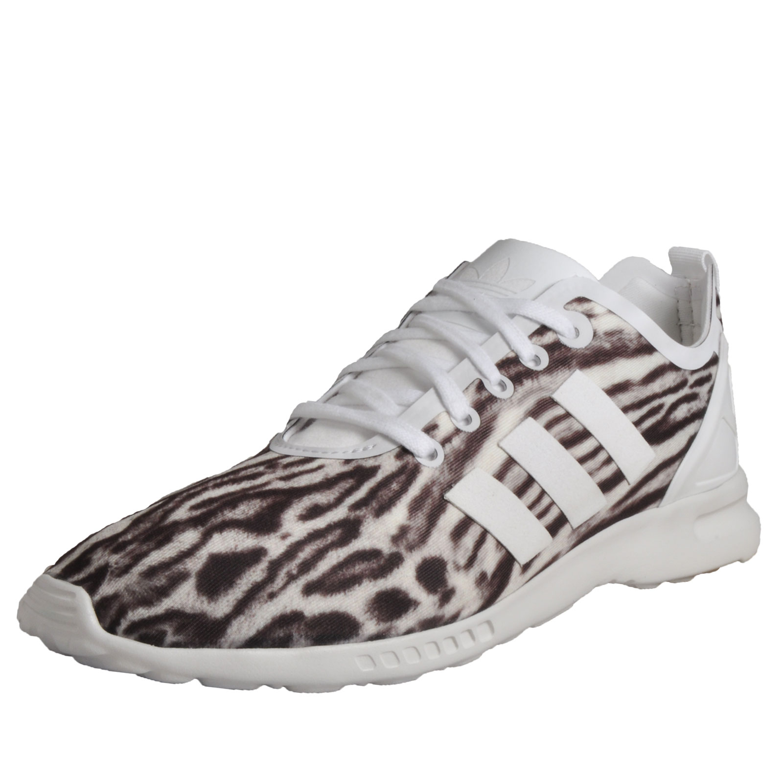 9f7460971 Adidas Originals ZX Flux Adv Smooth Women s Running Fitness Gym Trainers