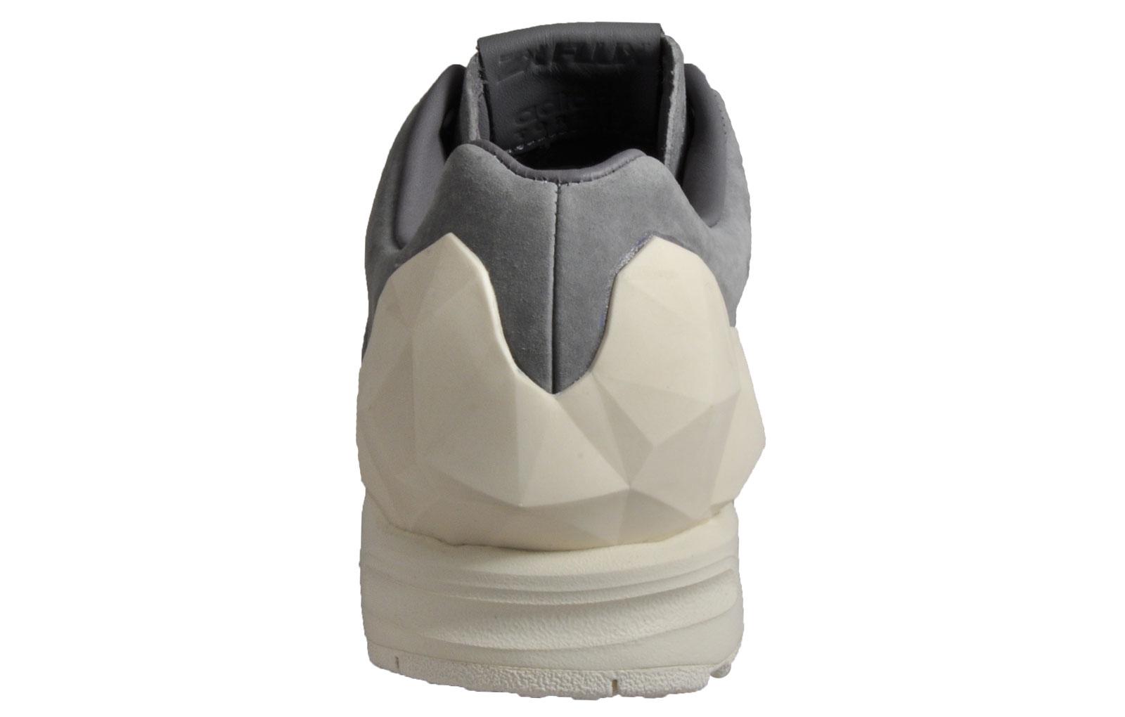 033ac011e Adidas Originals ZX Flux Jewel Women s Classic Casual Retro Trainers Grey