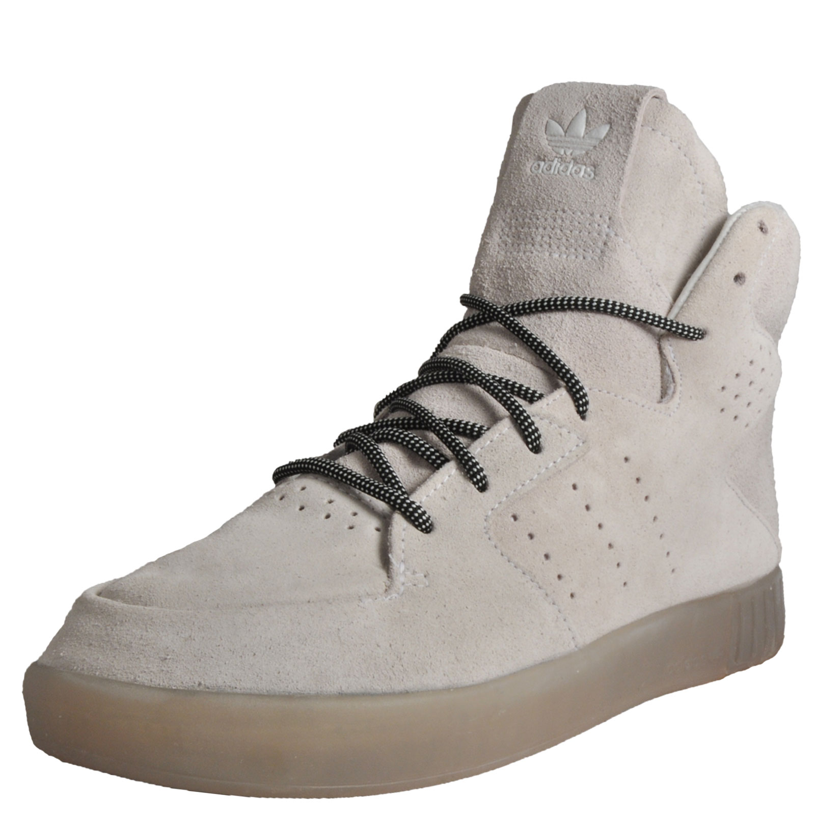 the best attitude 5e978 0452c Details about Adidas Originals Tubular Invader 2.0 Mens Premium Suede Mid  Top Trainers