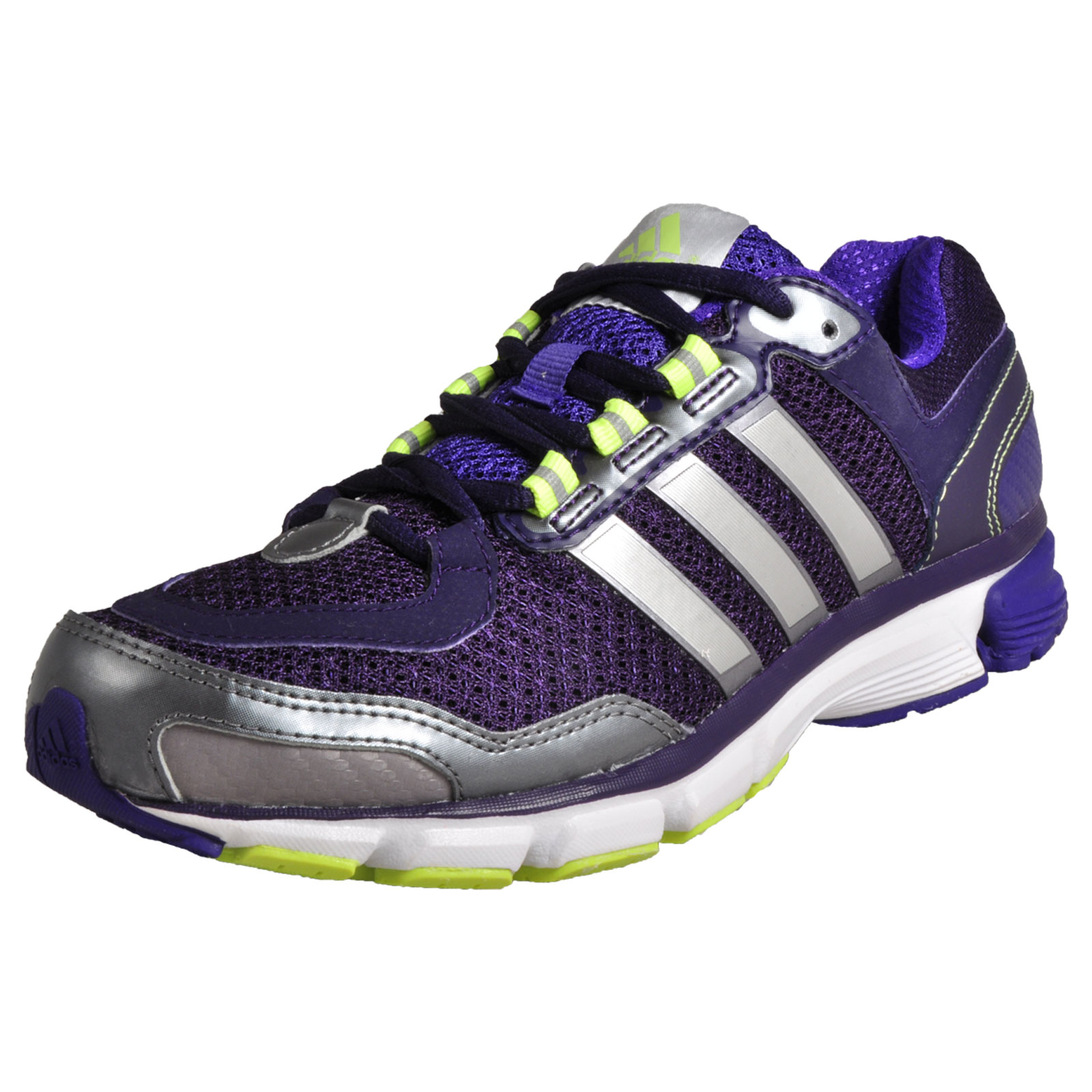 d7e337ad2af Details about Adidas Exerta 5 Women s Running Shoes Fitness Gym Workout  Trainers Purple