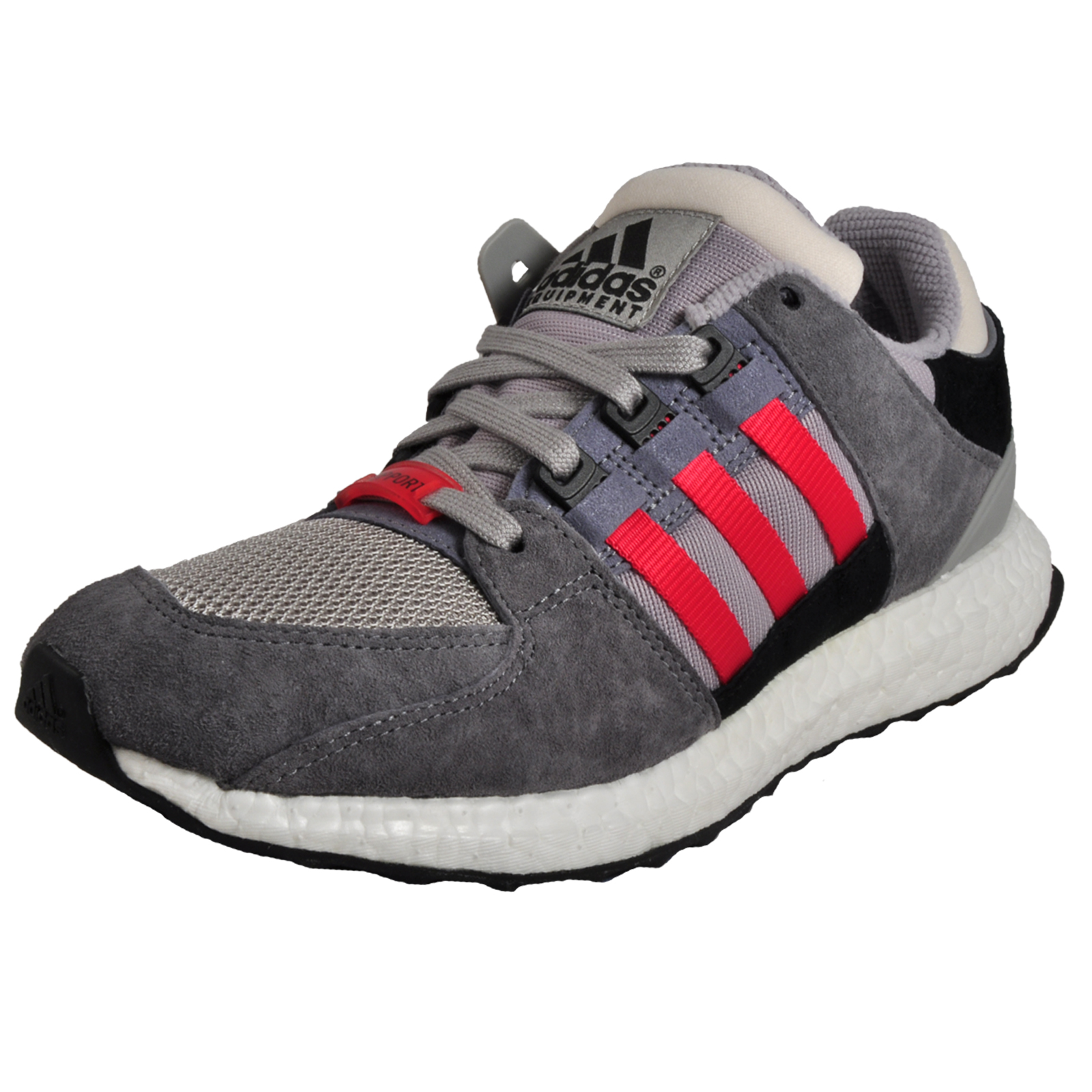 d31c3116de640 Adidas Equipment Support Boost 93  16 Mens Classic Casual Retro Trainers  Grey