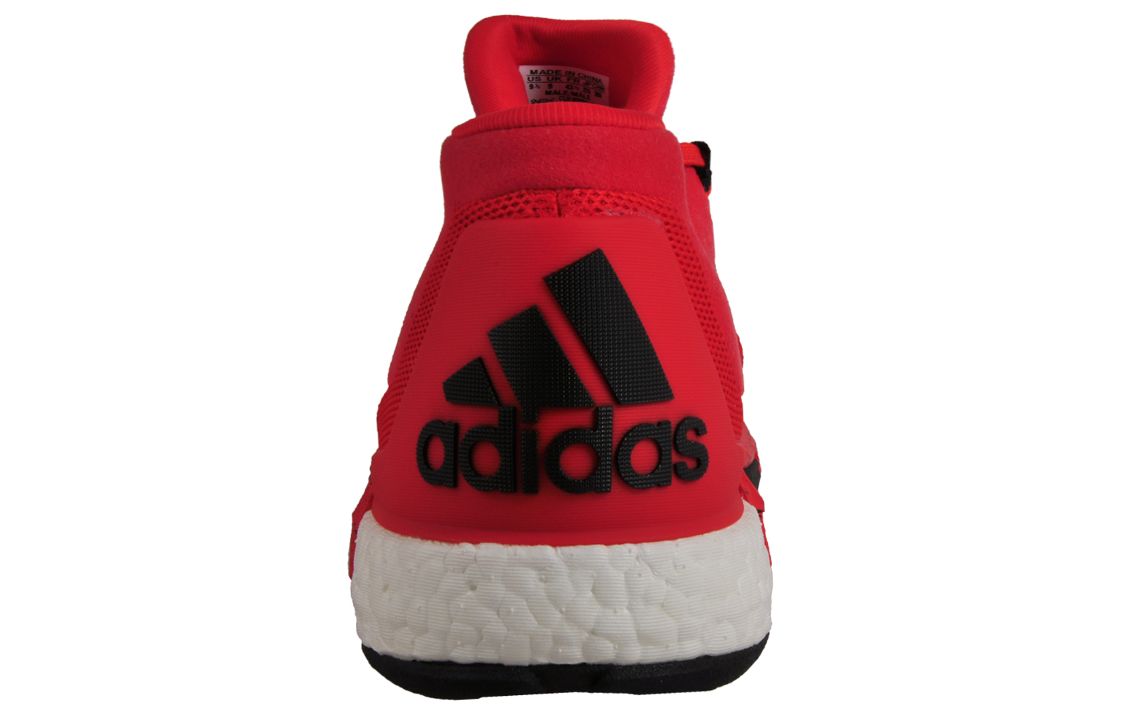 54c6207661c4 ... sweden adidas crazylight boost primeknit premium fitness basketball  shoes trainers red 2e337 7ba12
