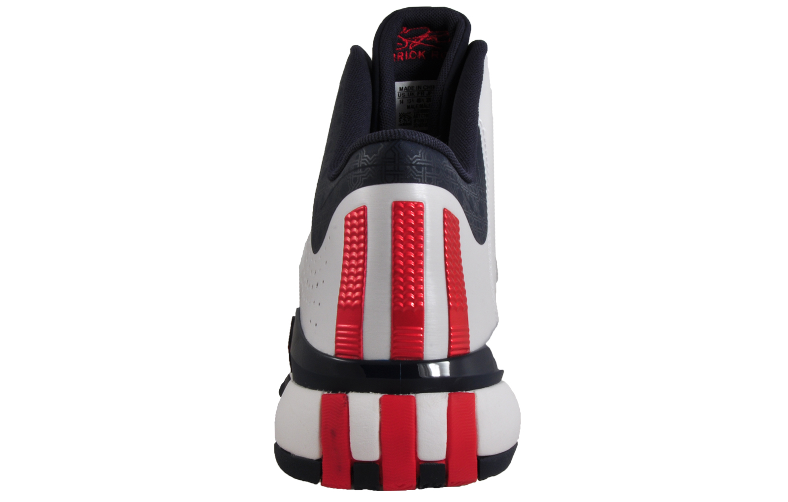 timeless design d2ae0 ee902 Adidas D Rose Derrick Rose Men s Premium Basketball Trainers White