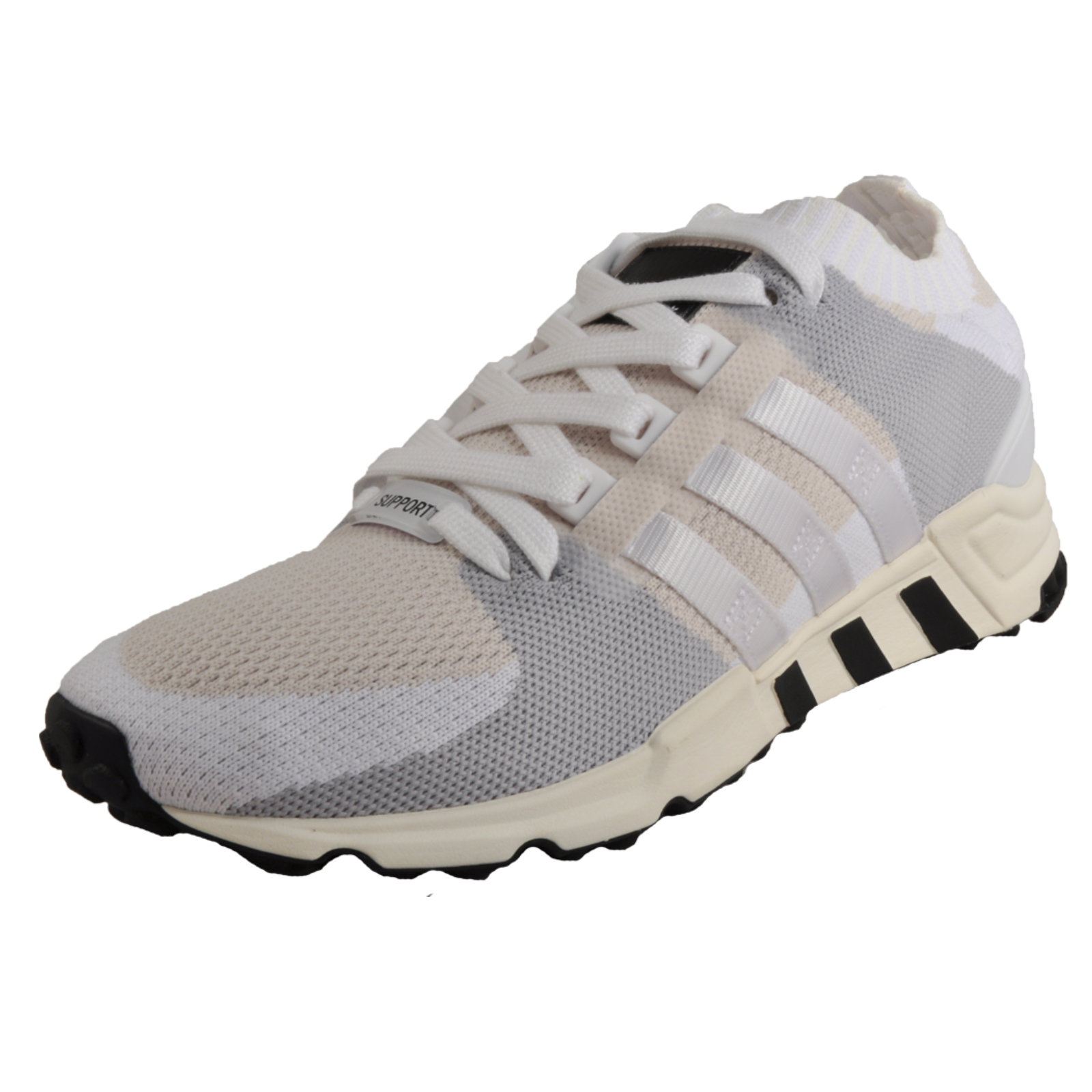 fef42df30e35 Details about Adidas EQT Support Ultra PK Men s Retro Running Fitness Gym  Trainers White