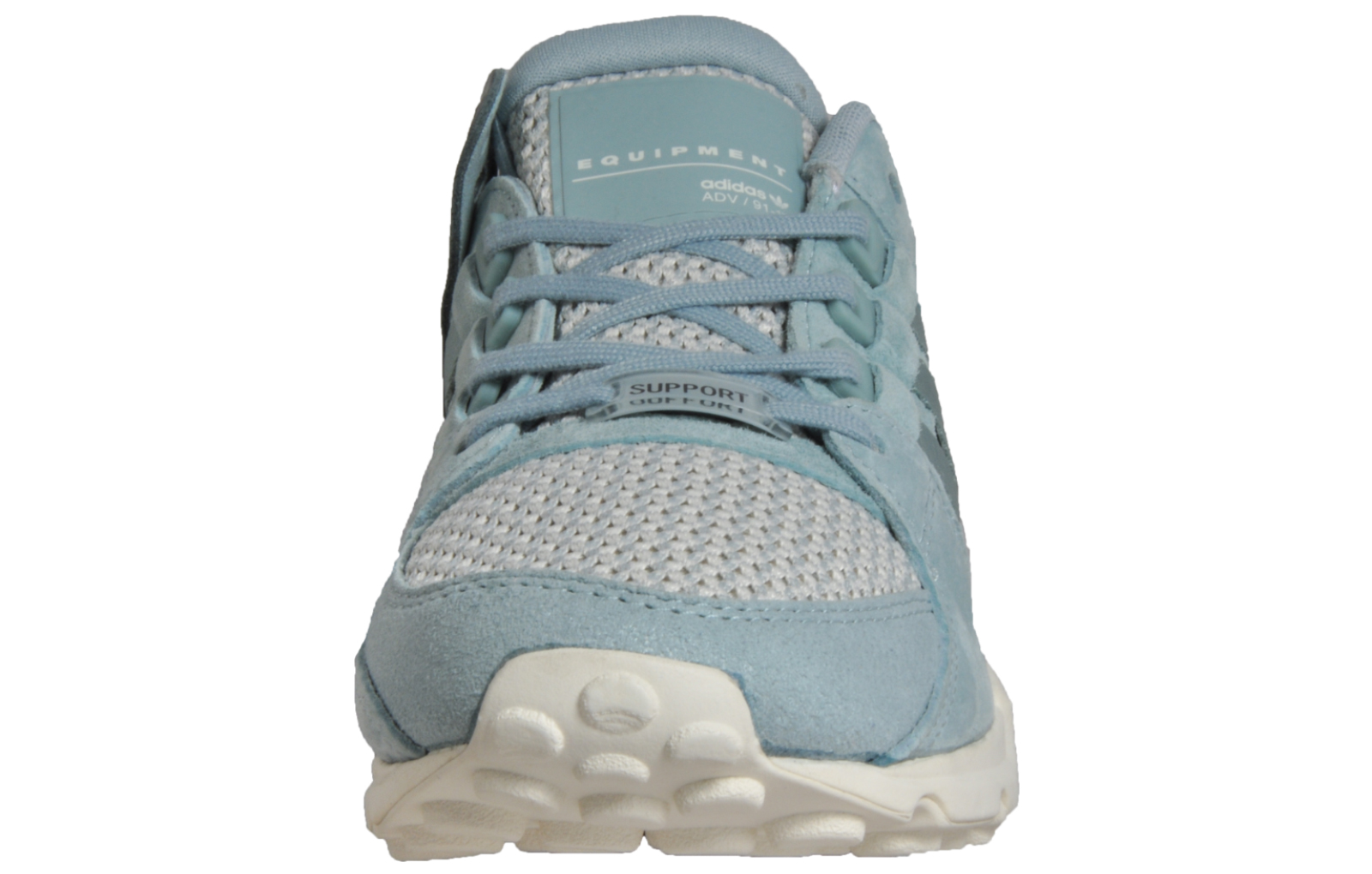 ea7ee370dafd Details about Adidas Originals EQT Support RF Women s Fitness Gym Workout  Trainers Green
